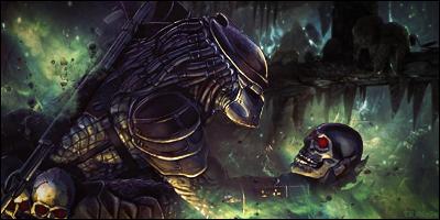 Predator Tag by TH3M4G0