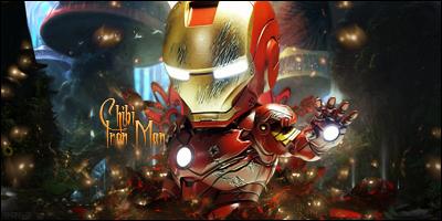 Fan Art Chibi Iron Man Www Picturesso Com