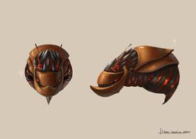 Bee monster2