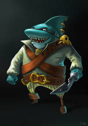 Aye Captains ! Shark