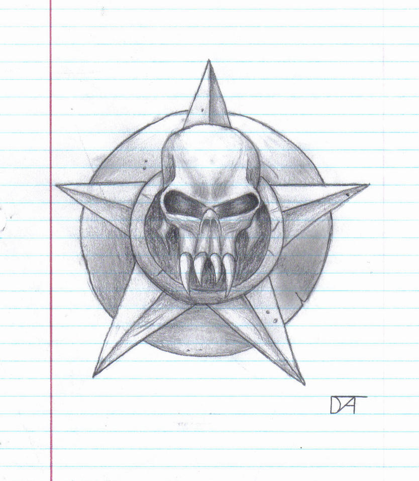 Bored In Class 2 Skull Star By Kingdom Hearts King