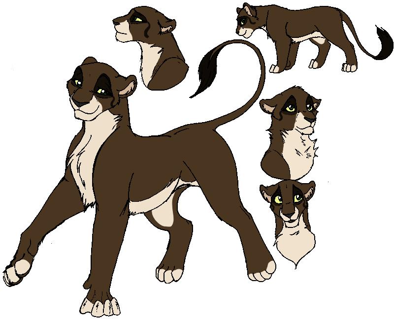 Matope The Lion King Oc By Kisshus Koneko Chan On Deviantart
