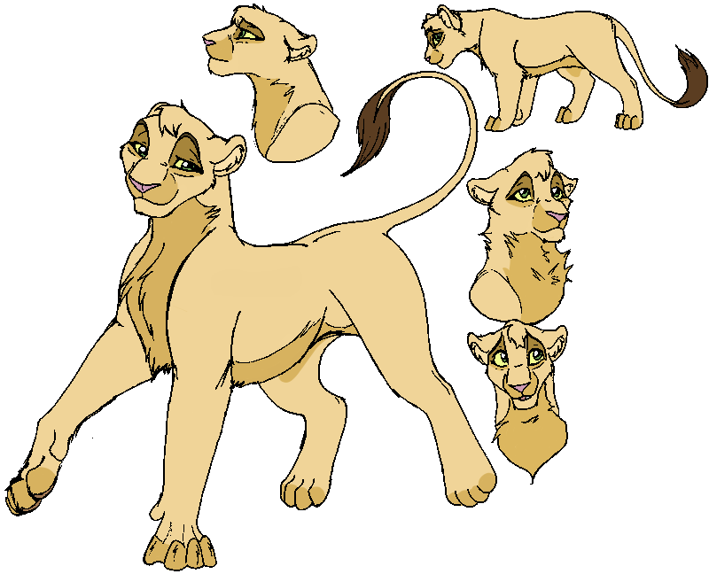Jua The Lion King Oc By Kisshus Koneko Chan On Deviantart
