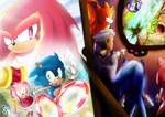 The search for Knuckles