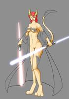 Jedi - WIP by SewerShark