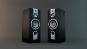 JBL Studio Speakers
