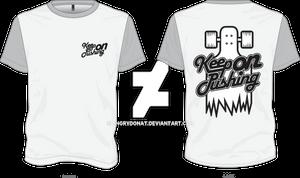 Longboarder T-shirt