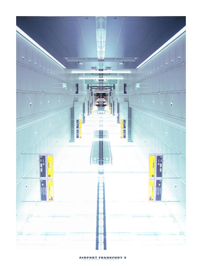 AIRPORT FRANKFURT 3 by videa
