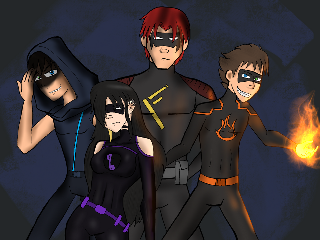Team Photo - Eclipse by Ironshadows