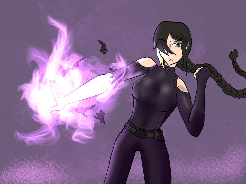 Magic Blast by Ironshadows