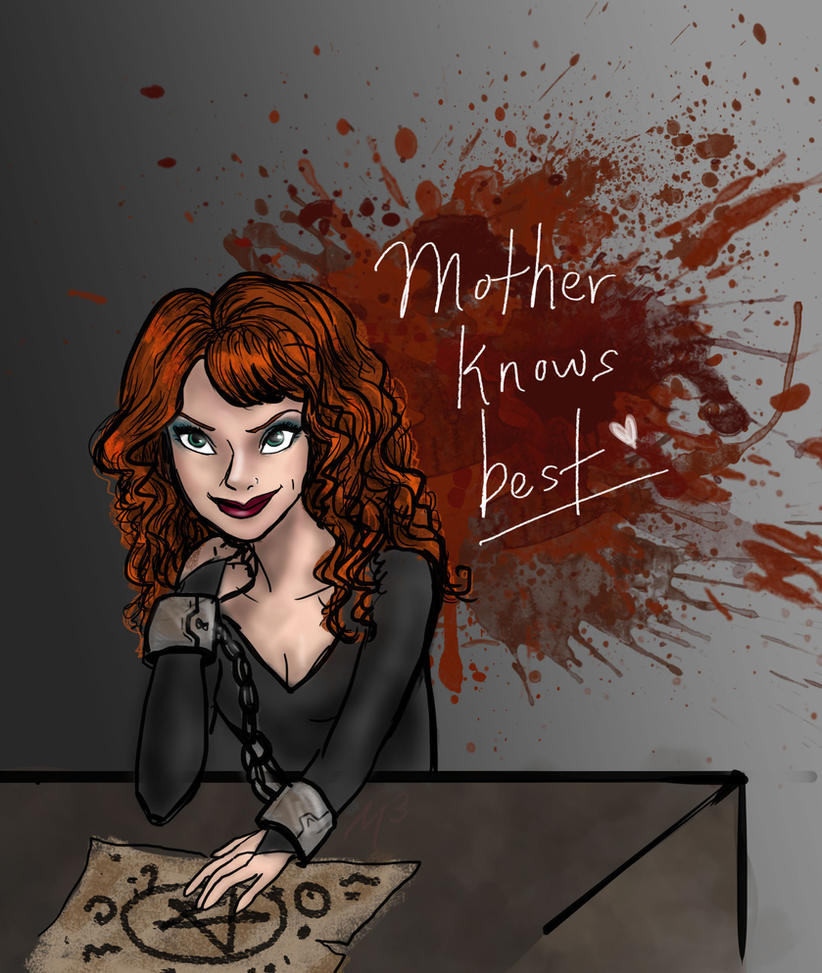 Mother Knows Best by Obsess-Confess