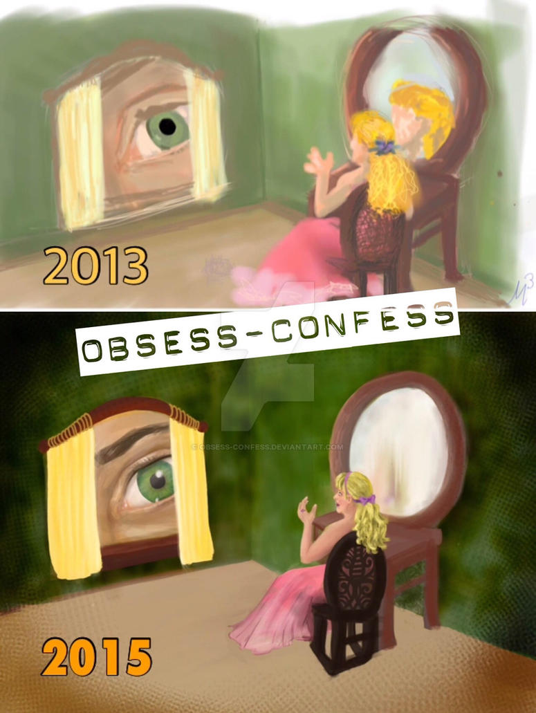 Ooh progress  by Obsess-Confess
