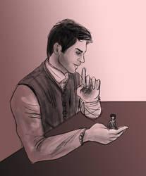 Hush - Alasdair and Grey