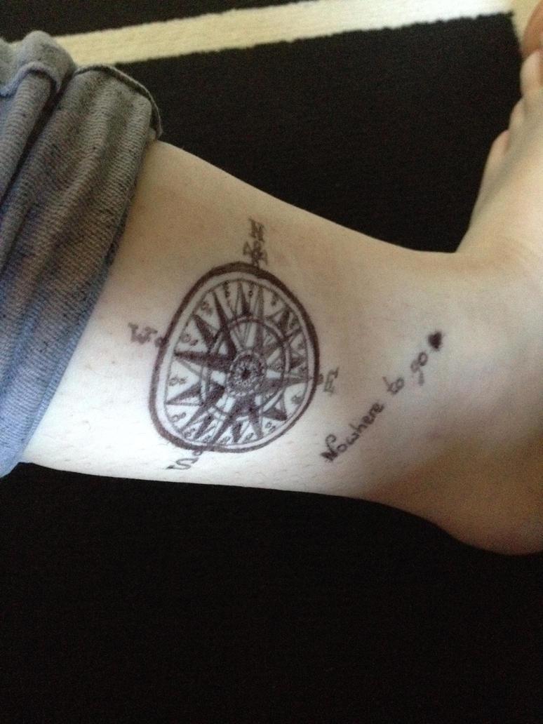 Tatouage boussole galerie tatouage - Tatouage boussole signification ...