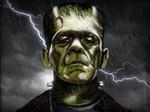 Frankenstein's Monster Portrait Fan Art