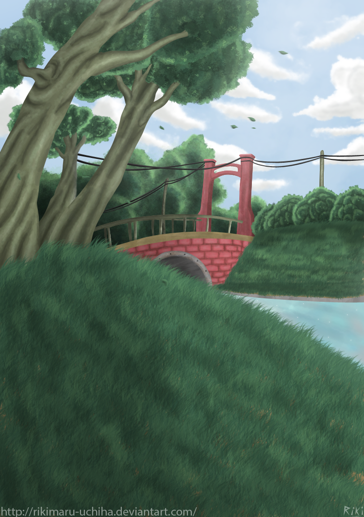 BackGround Practice! by Rikimaru-Uchiha