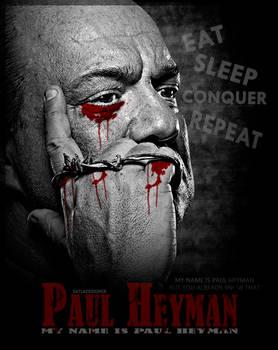 Paul Heyman Poster