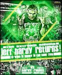 Jeff Hardy Returns Mitb 15