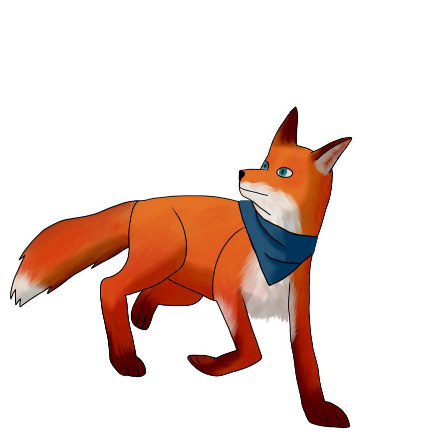 Fox Run by spndl