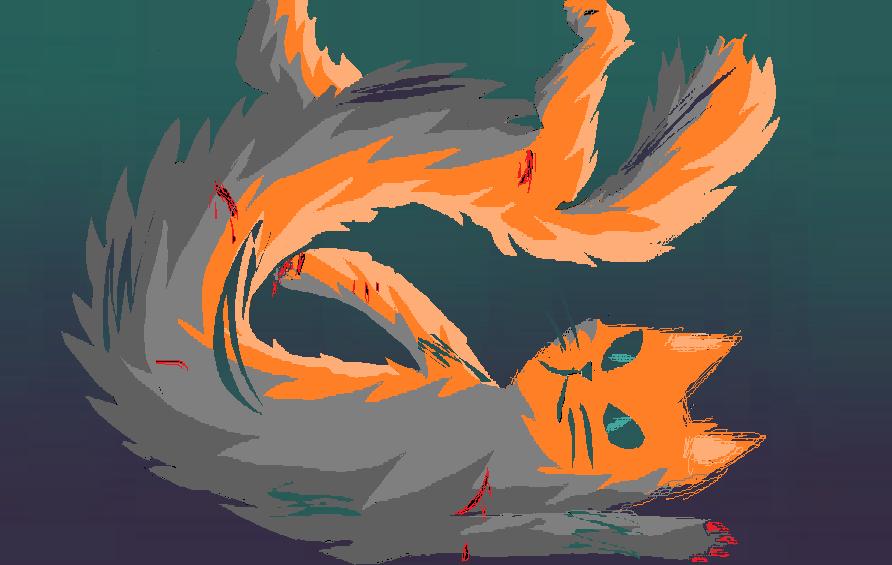 Cat by spndl