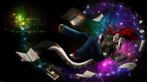 Powered by Imagination! by FoxGirlJade