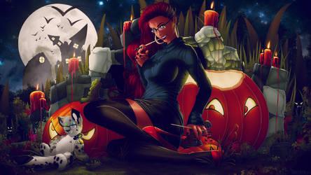 Graveyard Theory by FoxGirlJade