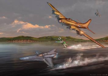 Honor Flight by FoxGirlJade