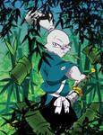 Usagi Yojimbo- Bamboo Cutter