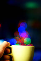 A Cup of Bokeh, please? by smanimagery