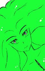 Reiki face color by leono9000