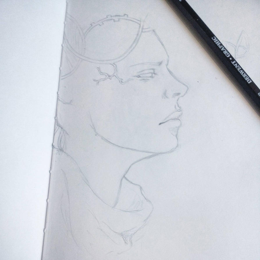 line art  by elephteria1990