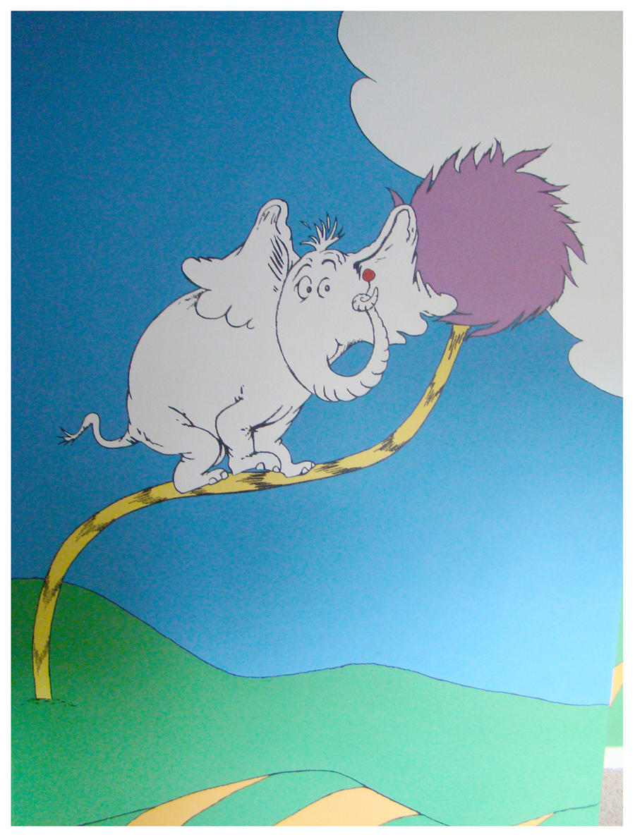 Dr seuss mural seussville 05 by geminifire on deviantart for Dr seuss mural nursery