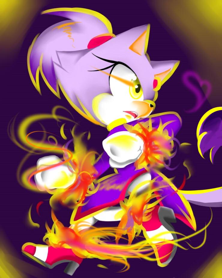 Blaze by Melky9714