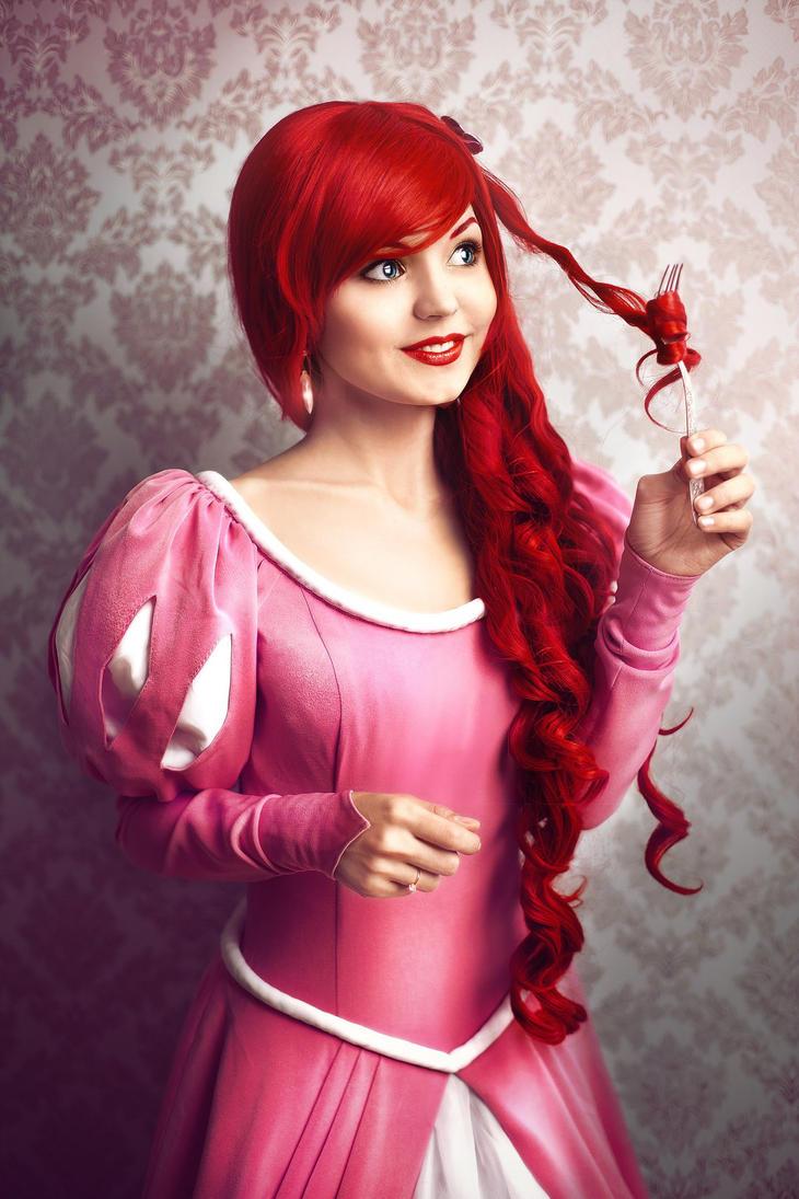 Ariel and Dinglehopper! =)) by JasDisney