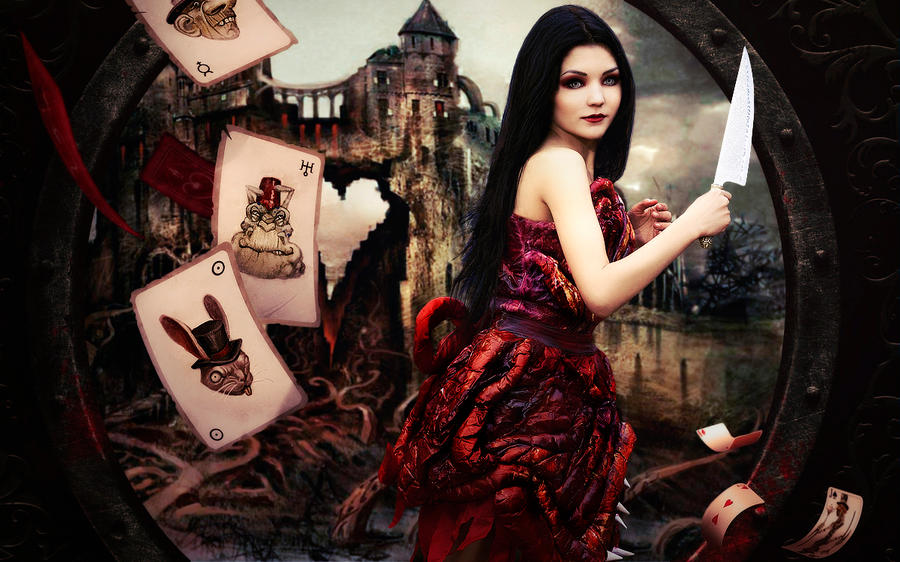 Alice Poster by JasDisney