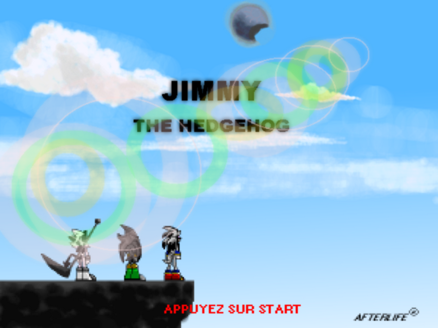 Jimmy The Hedgehog