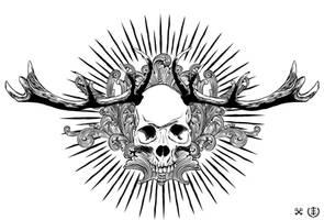 Hannibal --Horned Skull (remaster) by e1-since1987
