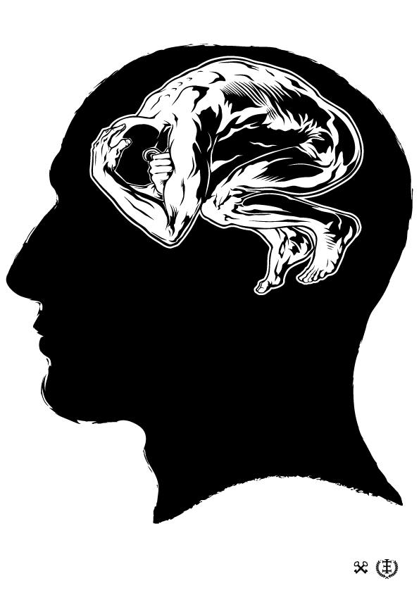 Brain Pain by e1-since1987