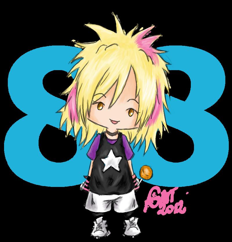 Hachi Hachi by pinkkuneko