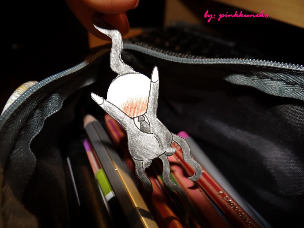 Guess who! by pinkkuneko