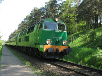 SU45-100 TLK III by Alexej555