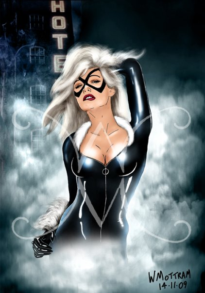 Black Cat by willmottram