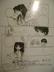 my manga.. lol12 by kara-sam