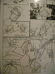 my manga.. lol14 by kara-sam
