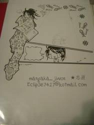 my manga.. lol15 by kara-sam