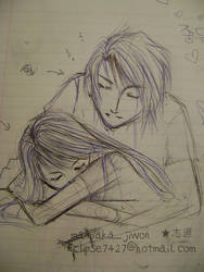 sketches..2 by kara-sam
