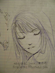 sketches..3 by kara-sam