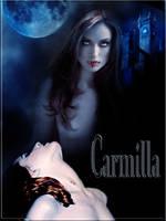 Carmilla Cover by David-Zahir