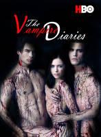 'Vampire Diaries' on HBO by David-Zahir