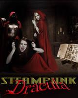 Steampunk Dracula No.2 by David-Zahir
